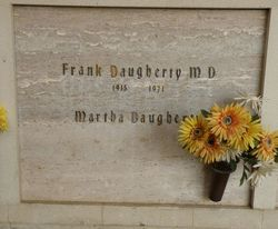 Dr Frank Daugherty