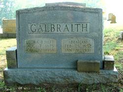 Leora B. <i>Heft</i> Galbraith