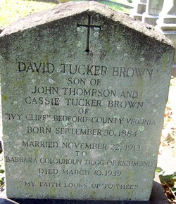 David Tucker Brown