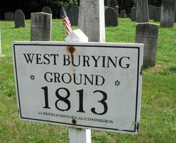 West Burying Ground