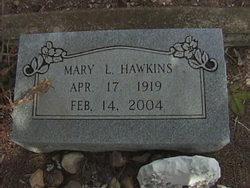 Mary Lee <i>Young</i> Hawkins