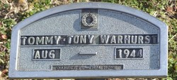 Tommy Tony Warhurst