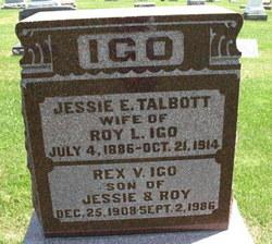 Jessie E. <i>Talbott</i> Igo
