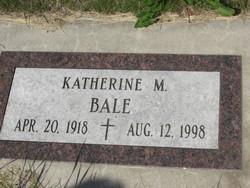 Katherine M. Bale