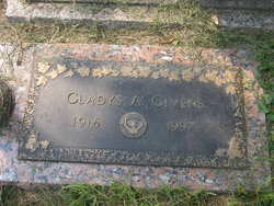 Gladys <i>Anders</i> Givens