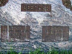 Abigail Lucina <i>Zundel</i> Beecher