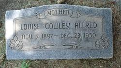 Fannie Louise <i>Cowley</i> Allred