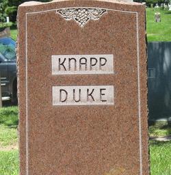 Frank E <i>Duke</i> Knapp