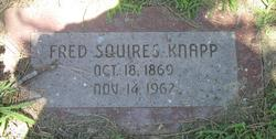 Fred Squires Knapp
