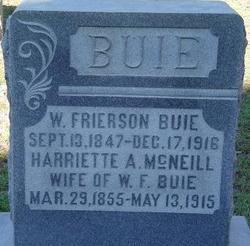 Harriett <i>McNeill</i> Buie