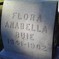 Flora Annabella Buie