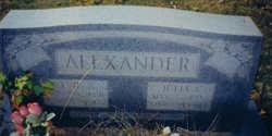 Julie E <i>Gailey</i> Alexander