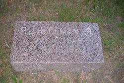 Peter Johnson P.J. Hegeman, Jr