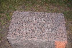 Myrtle Antha Hegeman