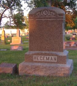 William A. Willie Hegeman