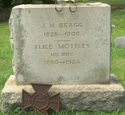 Nancy Alice <i>Mottley</i> Bragg