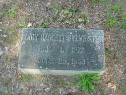 Mary <i>Hargett</i> Sylvester