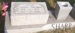 John Thomas Sharp