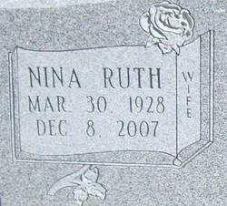 Nina Ruth <i>Henderson</i> Osborne