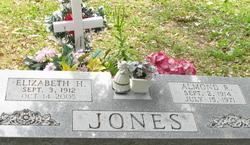 Almond R Jones