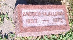 Andrew Marvin Allison