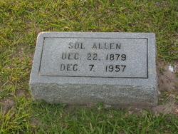 Sol Allen