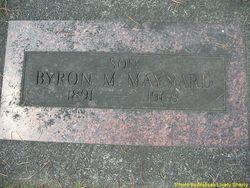 Byron M. Maynard