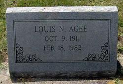 Louis N Agee