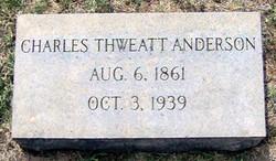 Charles Thweatt Anderson