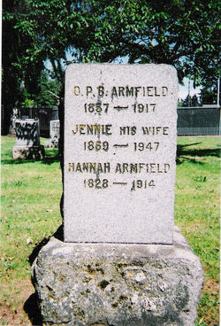 Orville Prescott <i>Boyden</i> Armfield