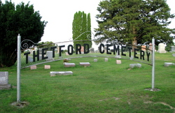 Thetford Township Cemetery