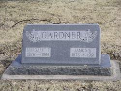 Margaret T. <i>McGuire</i> Gardner