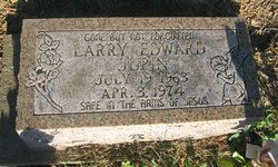 Larry Edward Jupin