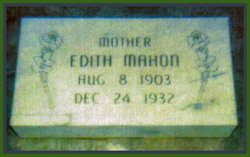 Edith <i>Carroll</i> Mahon