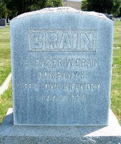 Eleazer W. Crain