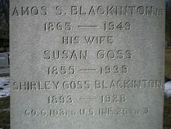 Shirley Goss Blackinton