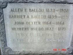 Allen Francis Ballou