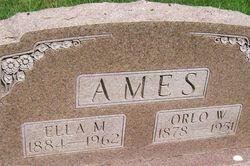 Ella Marie <i>Masonhall</i> Ames