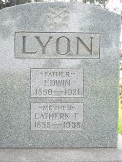 Catherine Elizabeth <i>Bear</i> Lyon