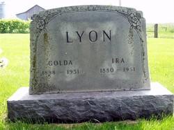 Golda Jane <i>Quigley</i> Lyon