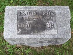 Esther Lyon