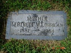 Gertrude M <i>Fagan</i> Corrigan