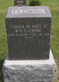 Louisa <i>Lyon</i> Fleming