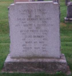 Ellen P Nellie Braman