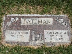 Lynn Lamont Bateman
