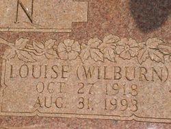 Mary Louise <i>Wilburn</i> Aiton
