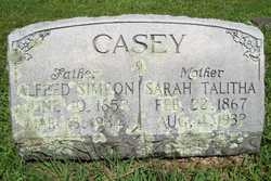 Alfred Simeon Casey