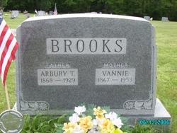 Sylvania Adeleine Vannie <i>Spencer</i> Brooks