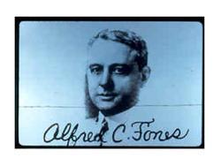 Dr Alfred Civilion Fones