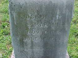Joseph Eblee Martin